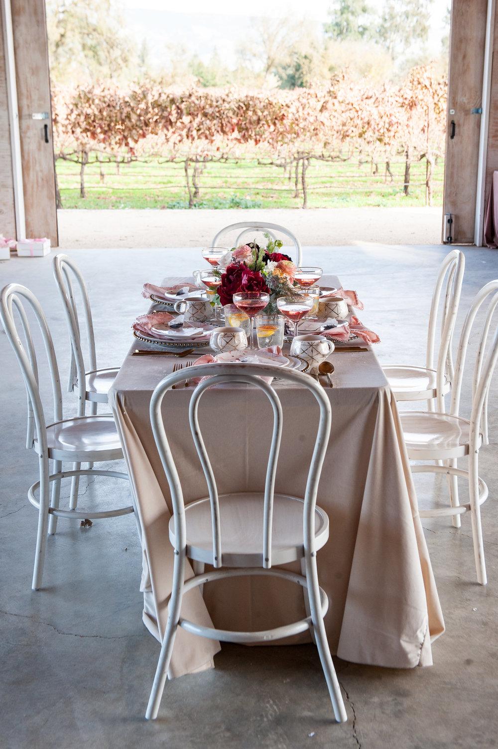 bridal tea party via crush co.