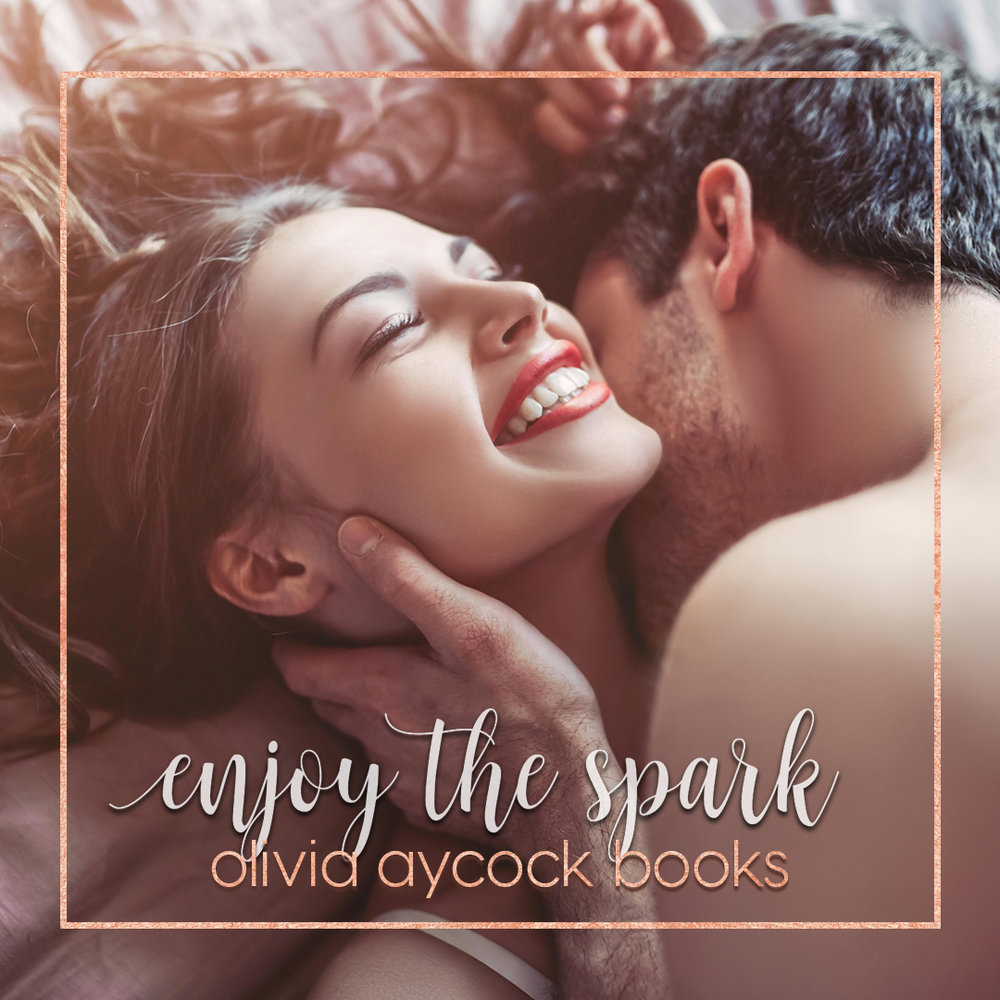 For Instagram:  Check out @OliviaAycock's brand new website…and her giveaway for $25 Amazon Gift Card. http://oliviaaycockbooks.com/news2019/2/18/enjoy-the-spark