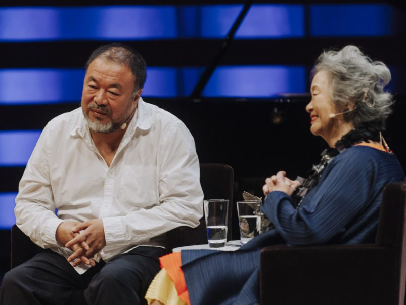 Toronto Life - Art Six Things We Learned from Ai Weiwei's Rare Appearance in Toronto
