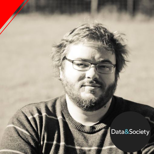 Jacob Metcalf, PhD. Data & Society