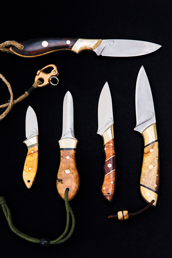 Edible, Densmore Knives