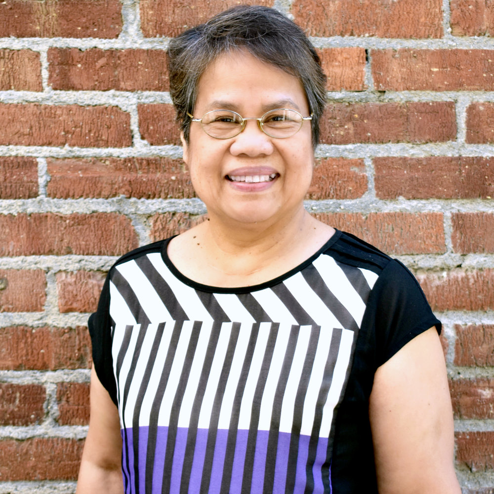 Church Secretary <br> Lita Fajardo