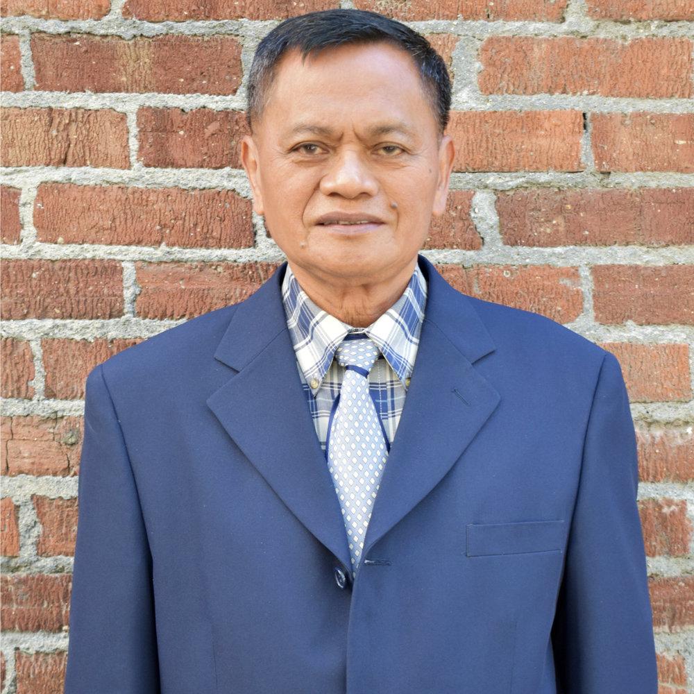 Rev. RUDOLFO SUMALING -