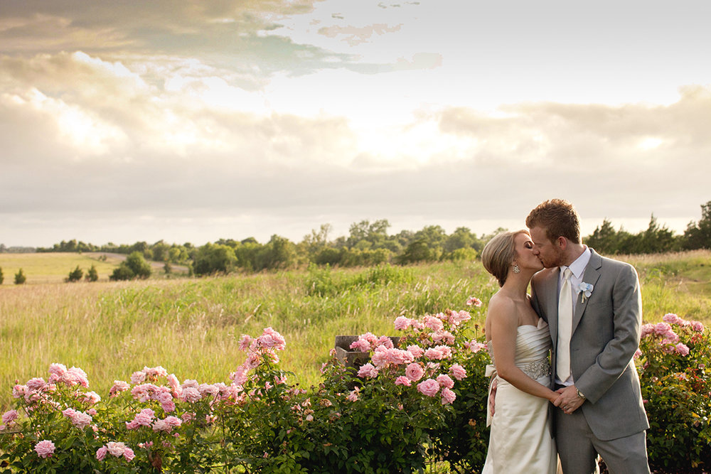 Candice & Michael - June 2015 - Fayetteville, TX