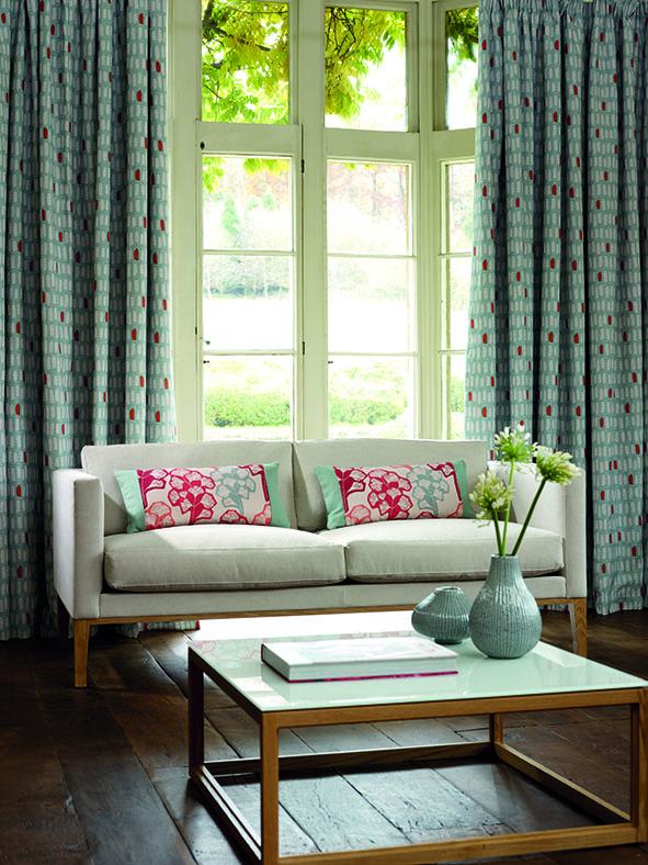 James Dunlop Textiles Mariken -