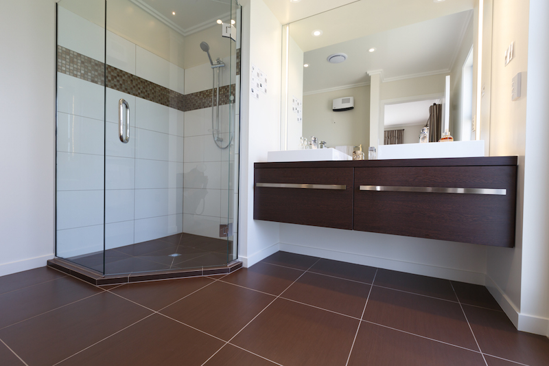 Jennian Homes bathroom