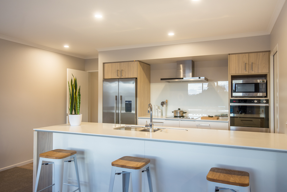 Milestone homes kitchen 5