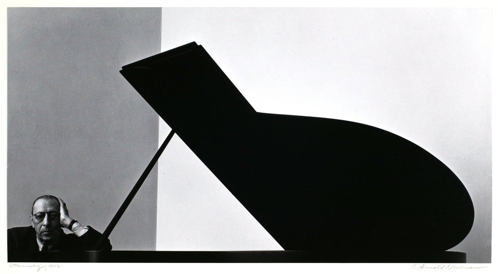 © by Arnold Newman