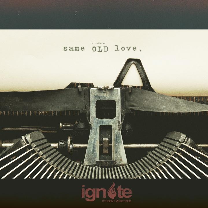 Copy of Same Old Love
