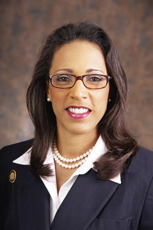 State Rep. Dawnna Dukes (D-Austin)