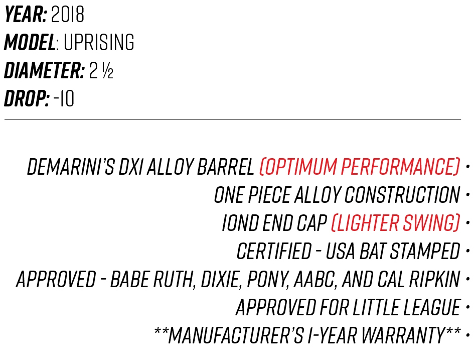 2018 DeMarini Uprising-100.jpg