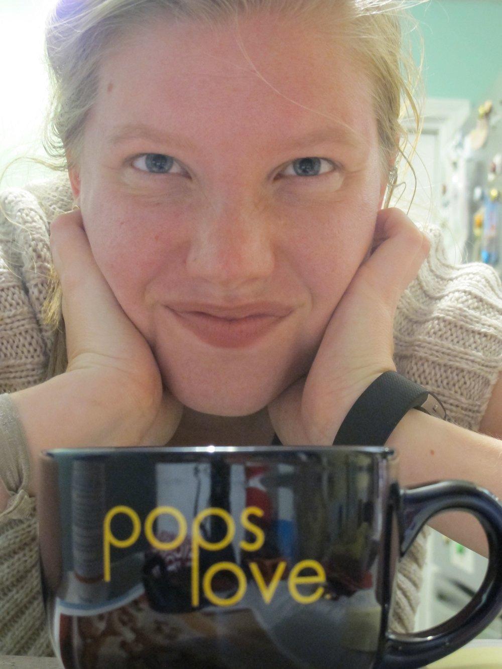 Pamela Haupt, Pops Class of 2012