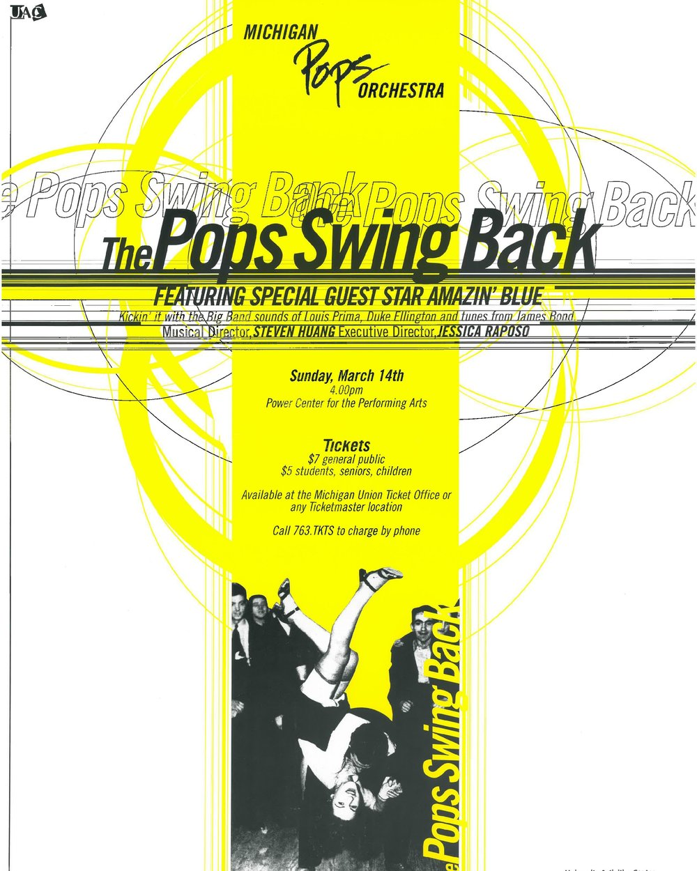 THE POPS SWING BACK  March 14, 1999*
