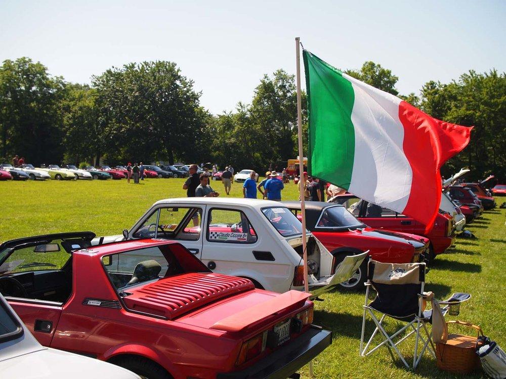 Gallery Washington DC Italian Car Show - Italian car show