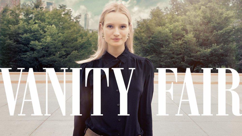 Vanity Fair —Fall