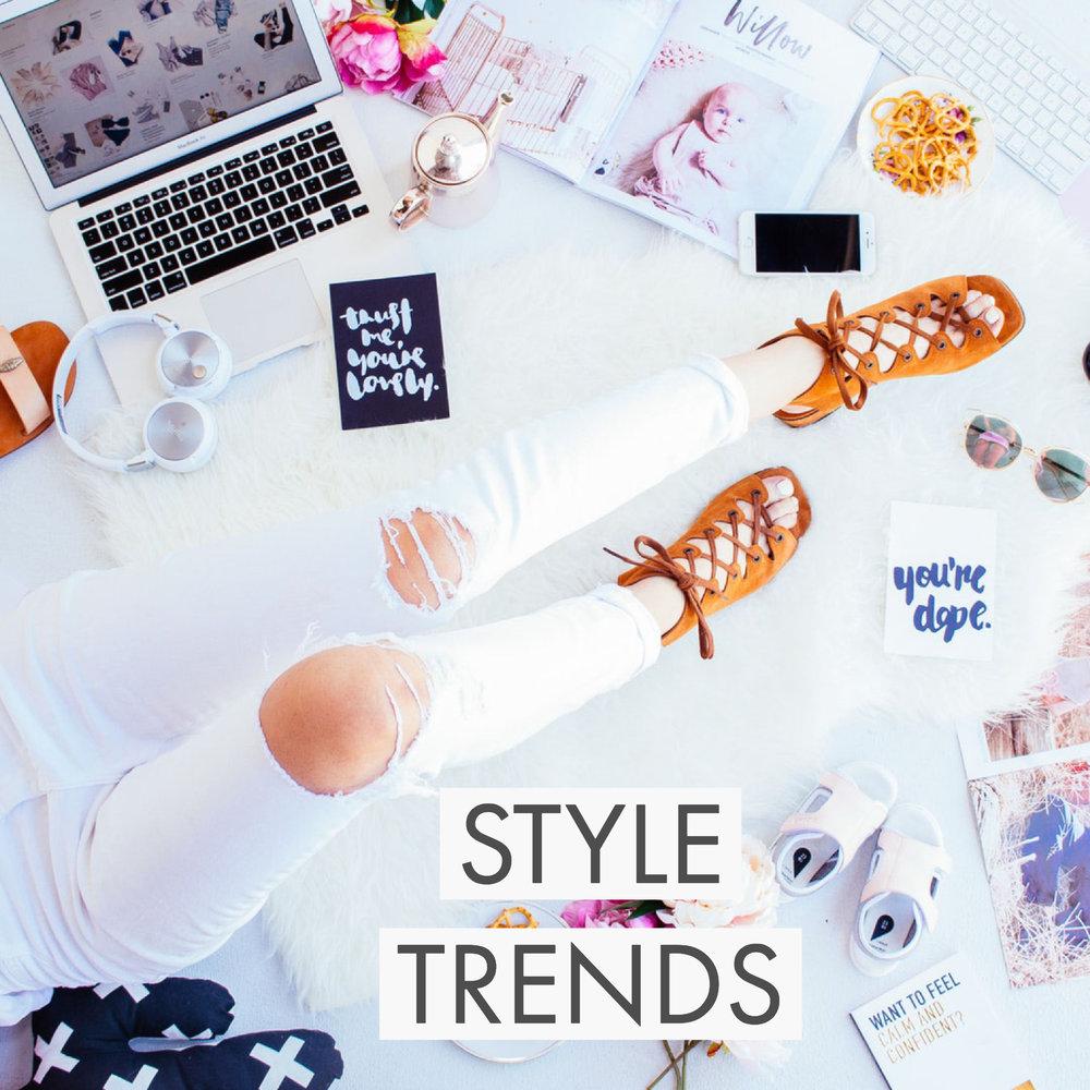 Plus Size Style; Plus Size Trends