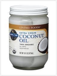 Huile de coco extra vierge bio