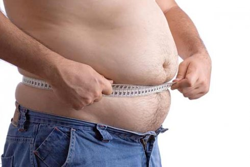 la-bedaine-pire que l'obesite