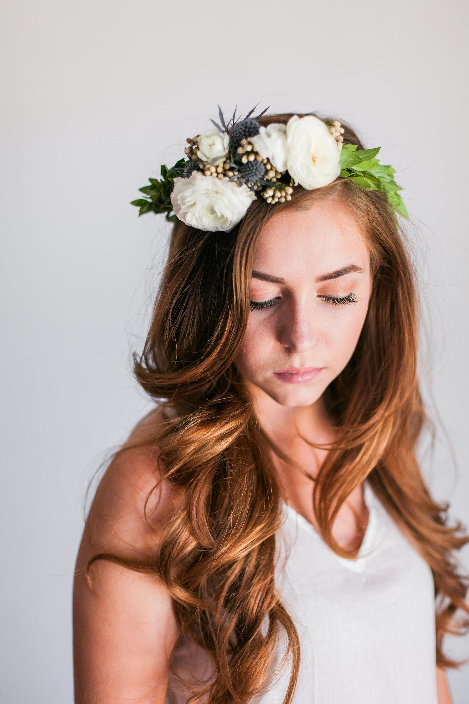 Phoenix Flower Crowns