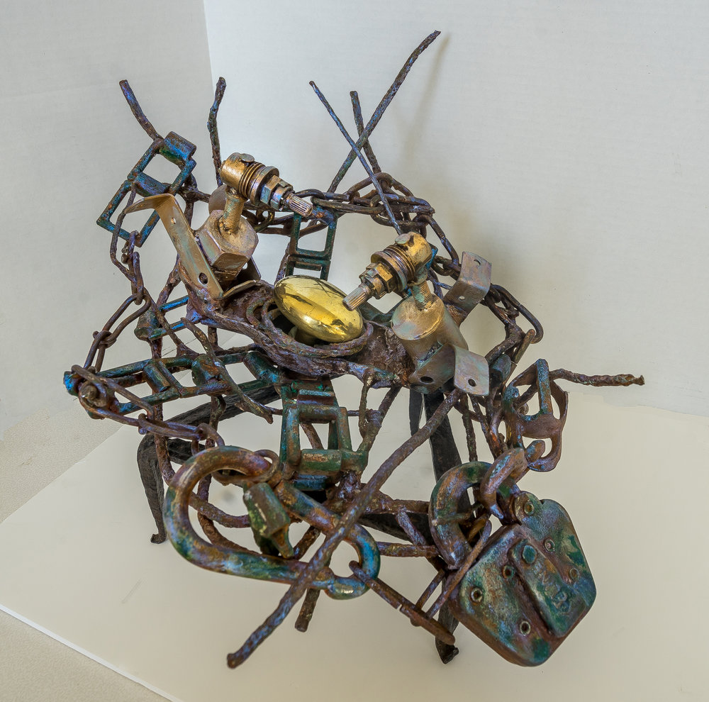 "Very excited to have my sculpture assemblage ""Urban Nest"" featured in Life Earth at the WAH (Williamsburg Art & Historical Center) in Brooklyn, New York  Show Dates: May 20 – June 11, 2017  Opening Reception: Saturday, May 20th, 4–6pm  WAH (Williamsburg Art & Historical Center) 135 Broadway, Brooklyn, NY 11211   http://wahcenter.net/2017/05/life-on-earth/"