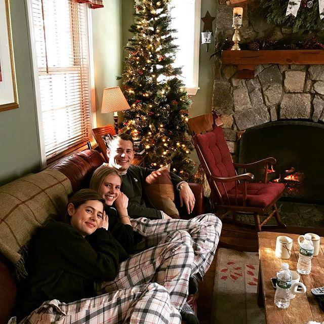 Christmas lounging.....Psycho Bunny style. @psychobunnyundies #itspsychobunny