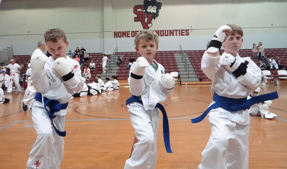 27th Annual IKF Karate Tournament