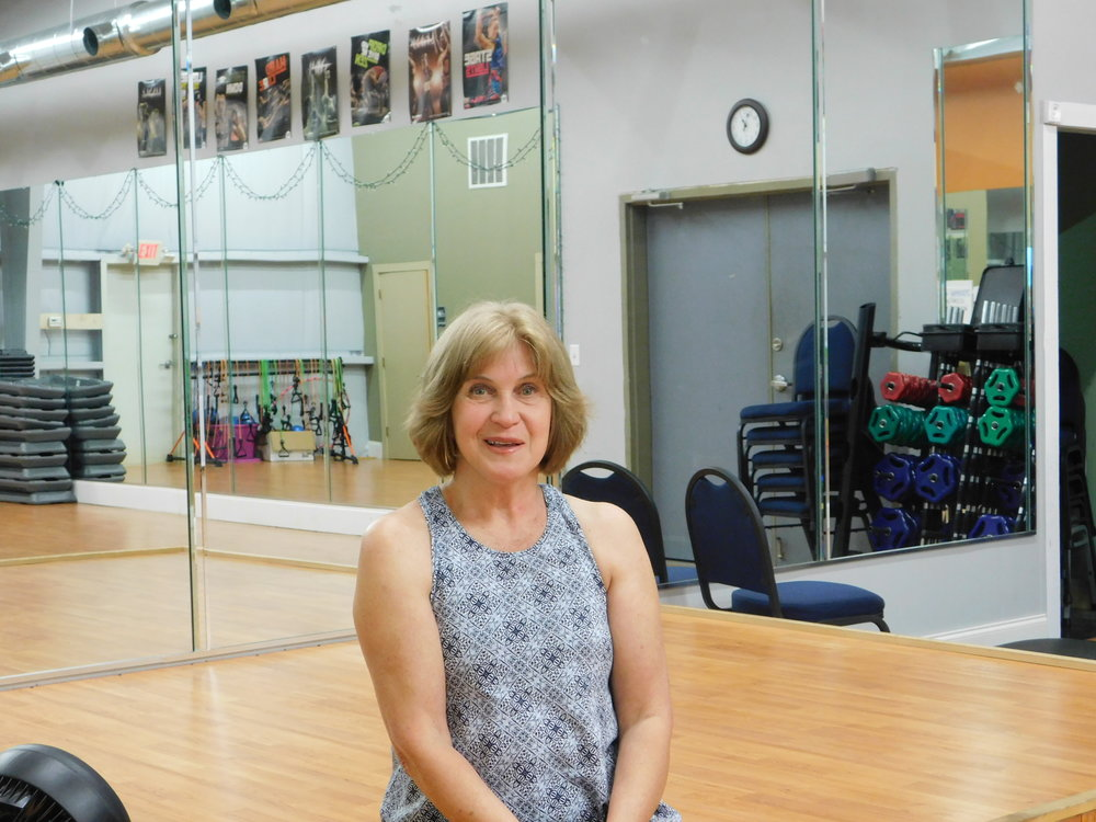 Sandra Bone  Zumba/Primetime Instructor