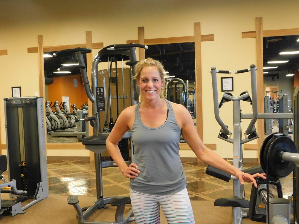 Molly Trawick  Yoga/BodyPump Instructor