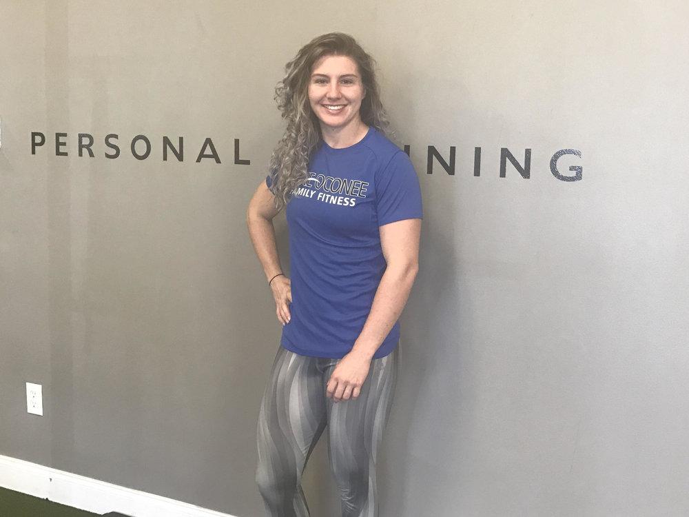 Helena Scheib  Personal Trainer