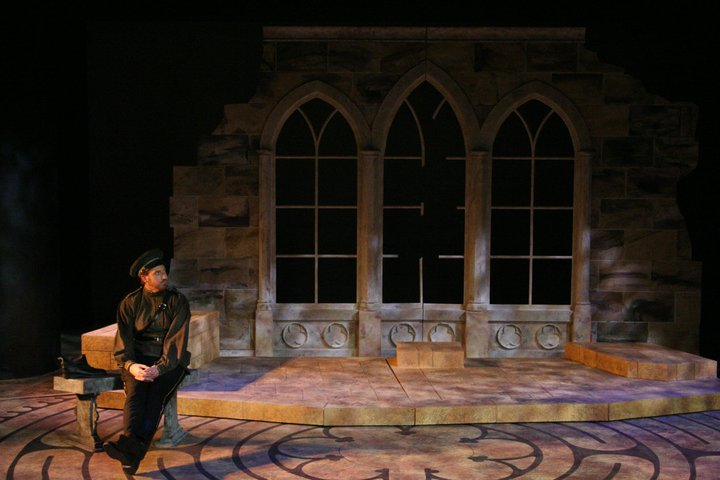 "Bowling Green State University - ""Winter's Tale"" (Assistant Lighting Designer, Master Electrician, Scenic Construction)"