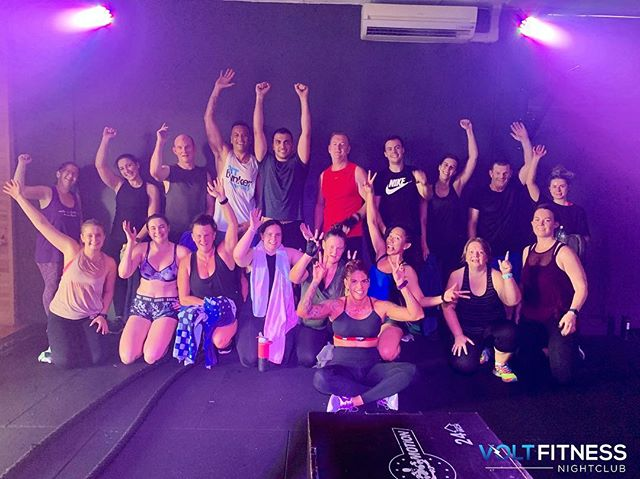 SUPER SATURDAY CREW!! 🔥 Check out this bunch of legends! Absolutely killing it this morning through a tough HIIT session! 👏