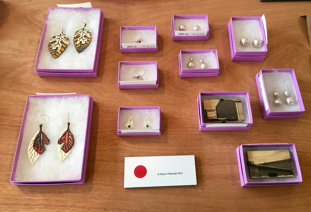 The Red Dot Annual Jewelry Sale: My Work    2017