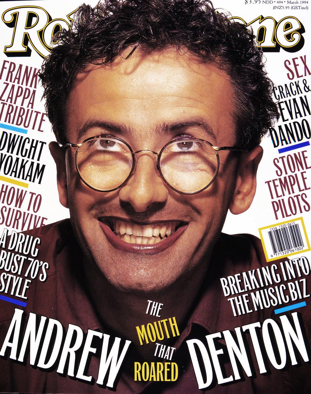 Andrew Denton