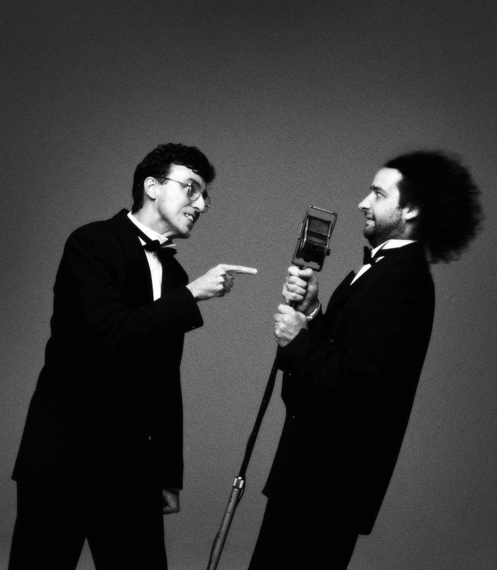 Tony Martin & Mick Molloy