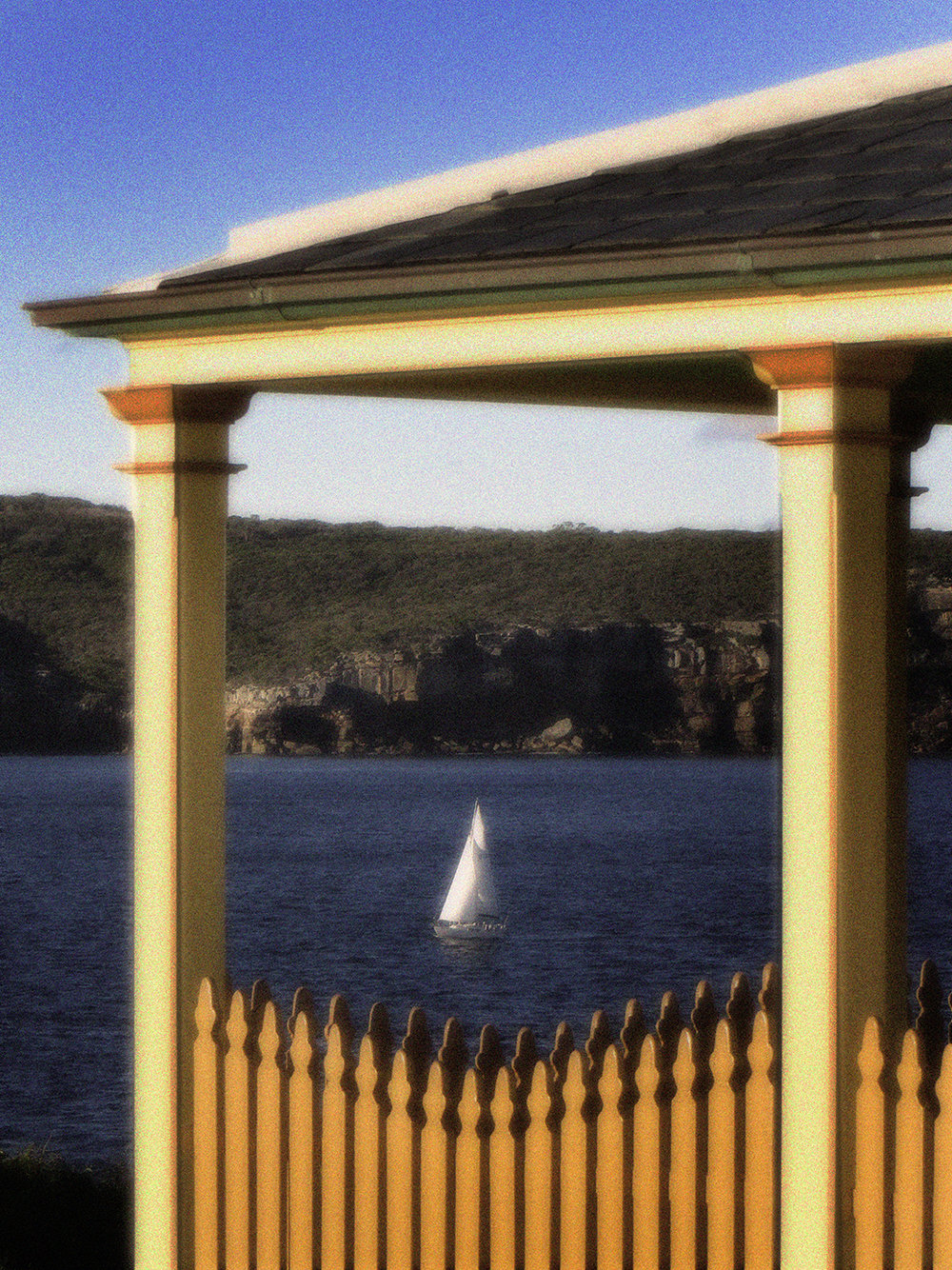 Lighthouse keeper's cottage, South Head, Sydney, NSW