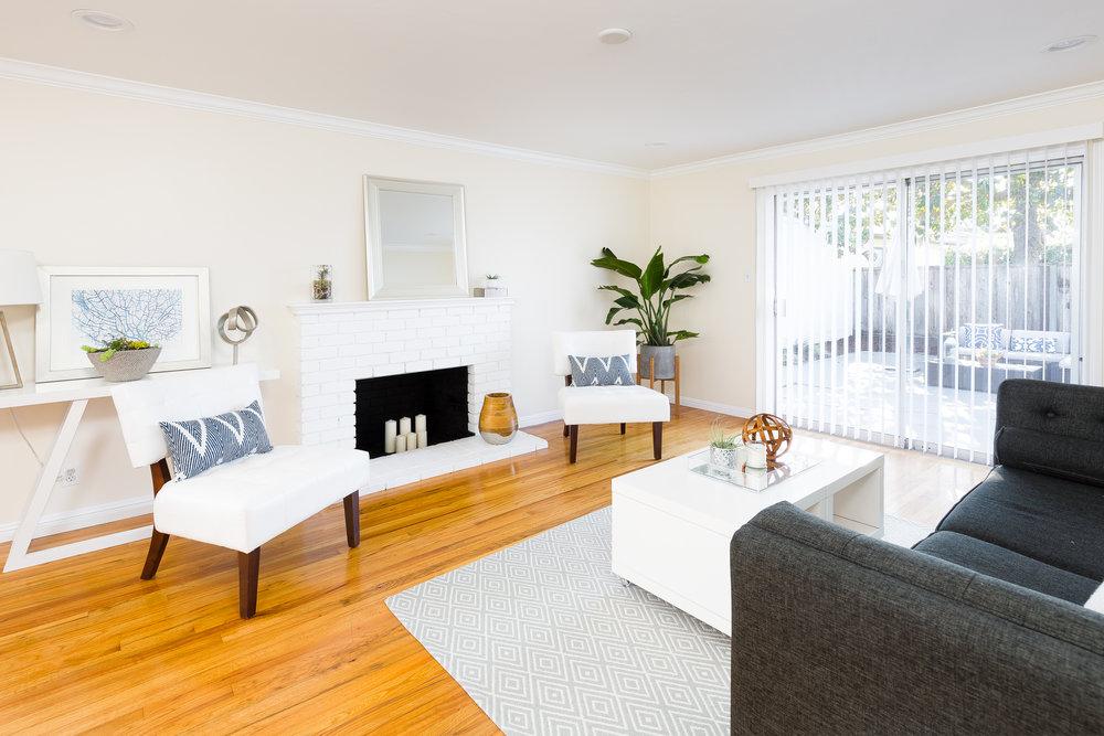 SOLD 307 Gharkey St, Santa Cruz • $995,000  3 Bedroom, 2 Bathroom • 1,051 Sq. Ft.