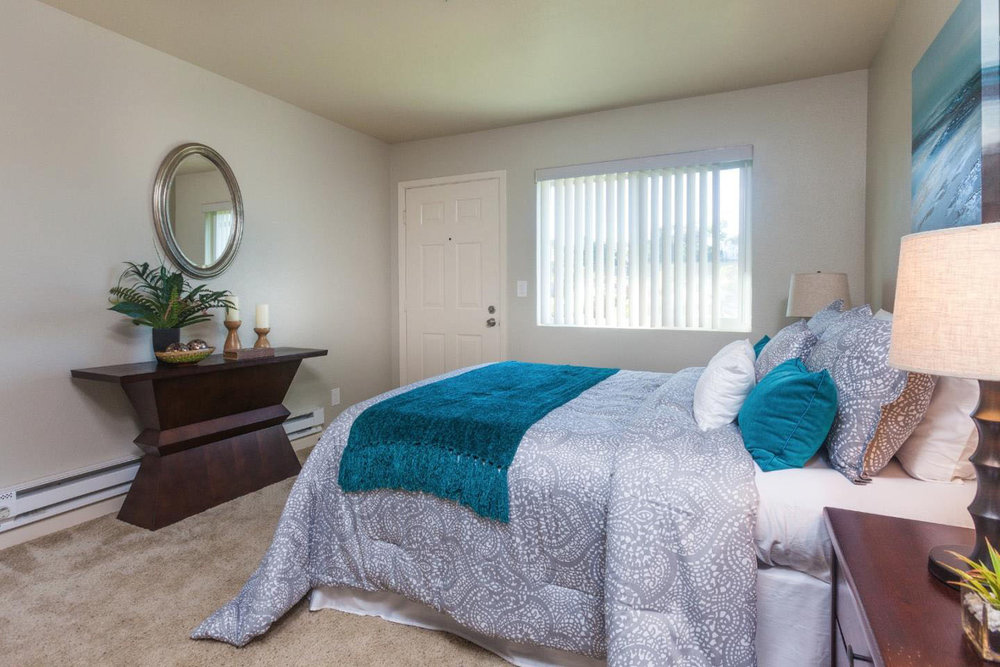 2 Bedroom Condo In Baywood At Northshore Shared Garage