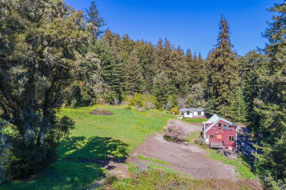 Cozy 1 Bedroom Home on Acreage Near Aptos Santa Cruz Listing Age