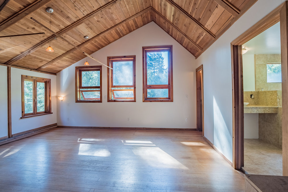 Natural Light and Hardwood Floors