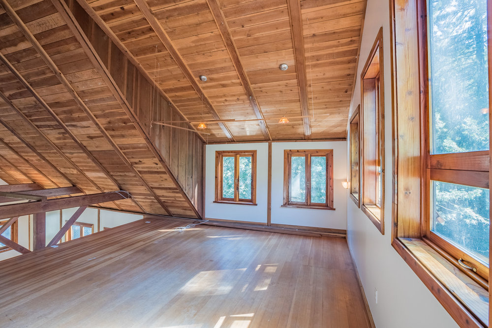 Vaulted Ceilings Aptos Home