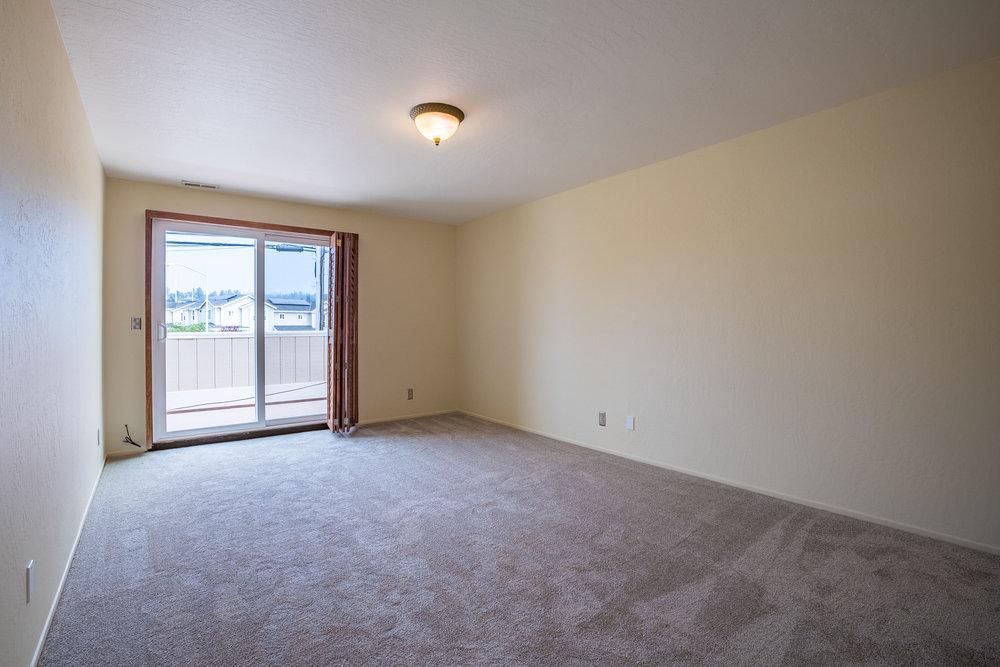 Bedroom with Balcony Aptos, California