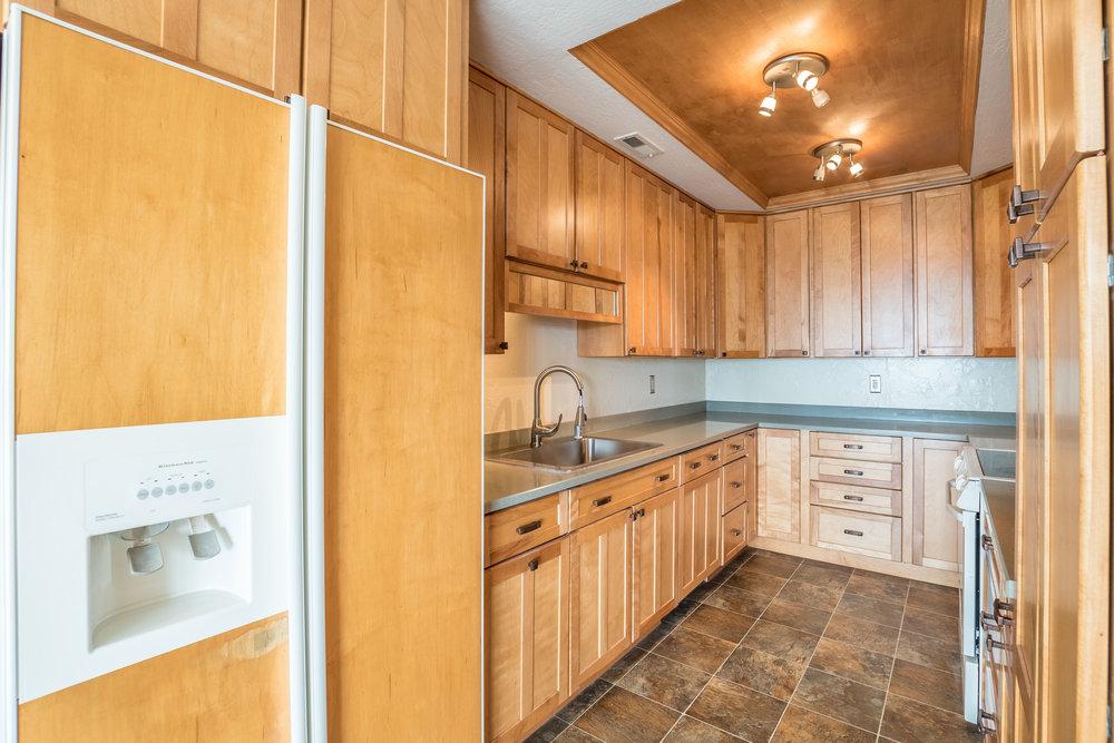 Updated Kitchen in Seacliff Condo