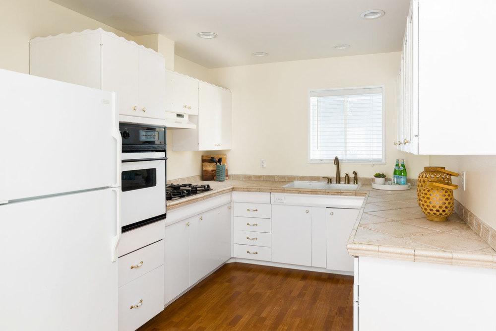 Kitchen in Lower Westside Home