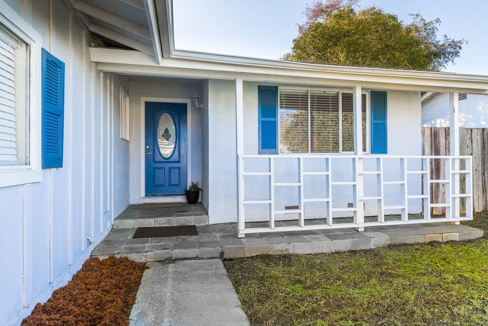 Front Door Santa Cruz Real Estate