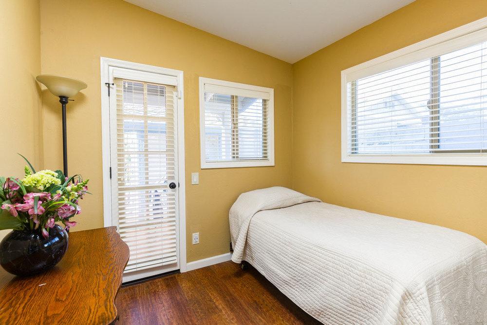 Guest Bedroom Realtor Santa Cruz