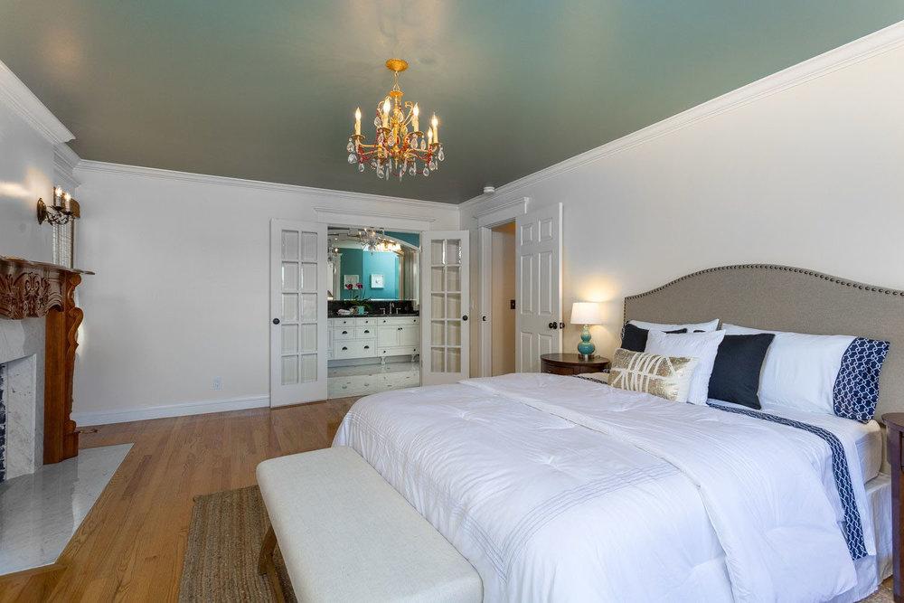 Huge upper westside Home in Santa Cruz, California with 4 bedrooms, 5 bathrooms, 3 Car Garage, pool, pool house, and sauna.  Absolute luxury! Presented by Sam Bird-Robinson, Santa Cruz Real Estate Agent.
