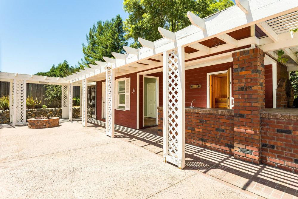 Real Estate Office In Santa Cruz 4 Bedroom Home on the Westside