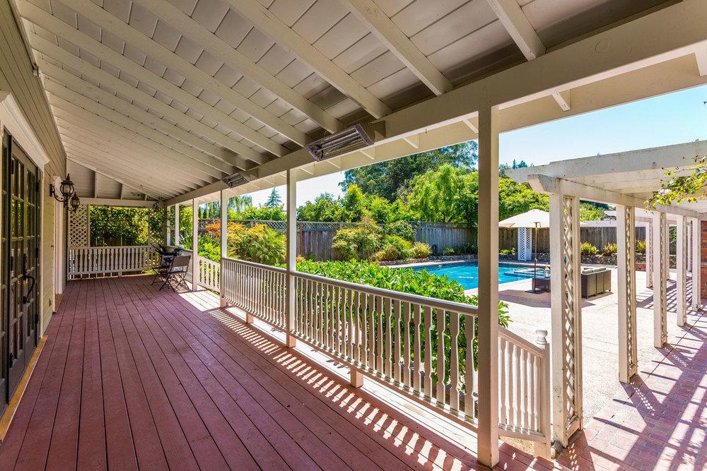 Wrap Around Porch Santa Cruz Real Estate