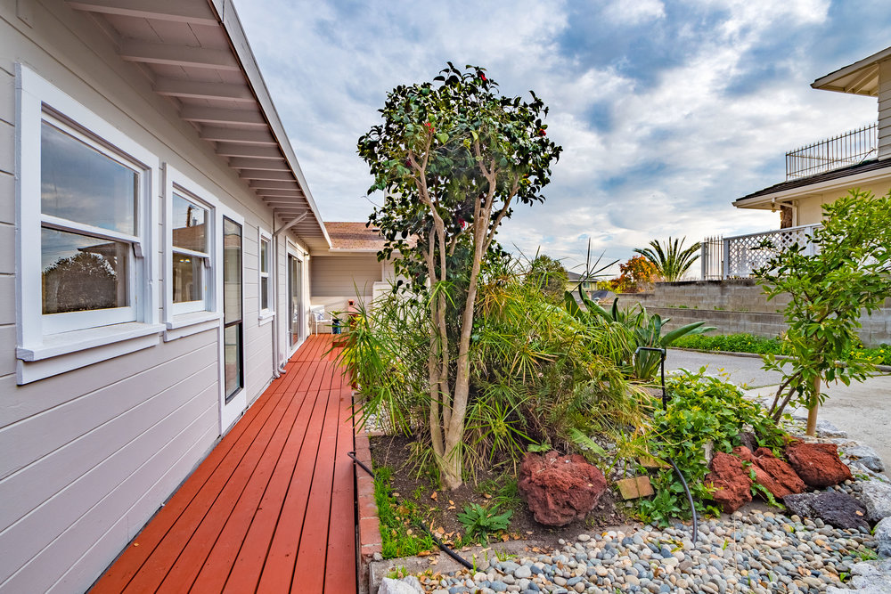 Remodeled House and ADU in Santa Cruz, California