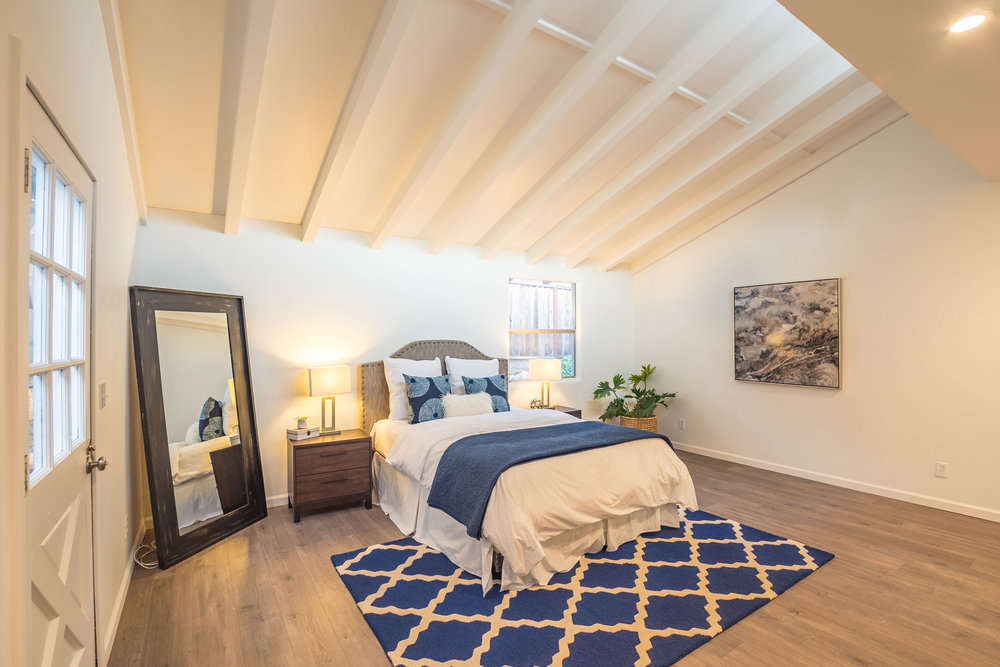 Spacious Master Suite Santa Cruz, California Homes